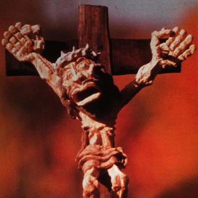 Kristus på korset 2