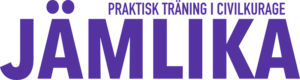 Logga för Jämlika Praktiskt träning i civilkurage
